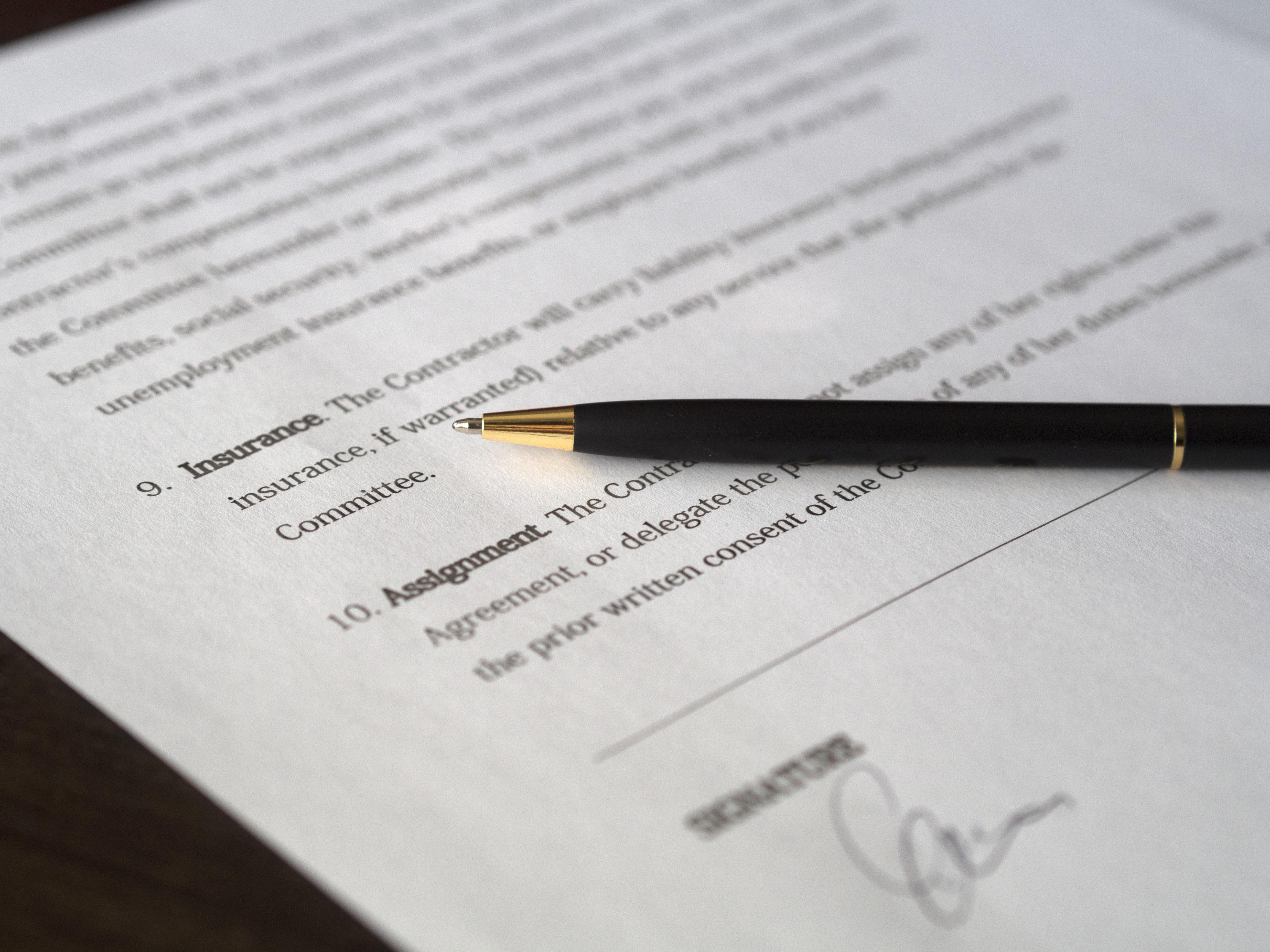 agreement-blur-business-261679