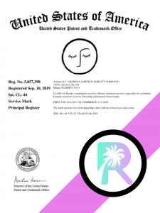 4. Artisan Lash logo
